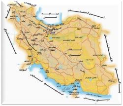 پاورپوینت بررسی عوامل اقلیمی در استان همدان