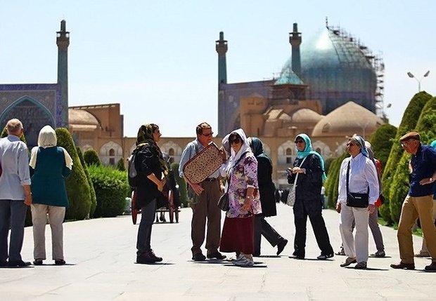 دانلود تحقیق صنعت توریسم در اصفهان